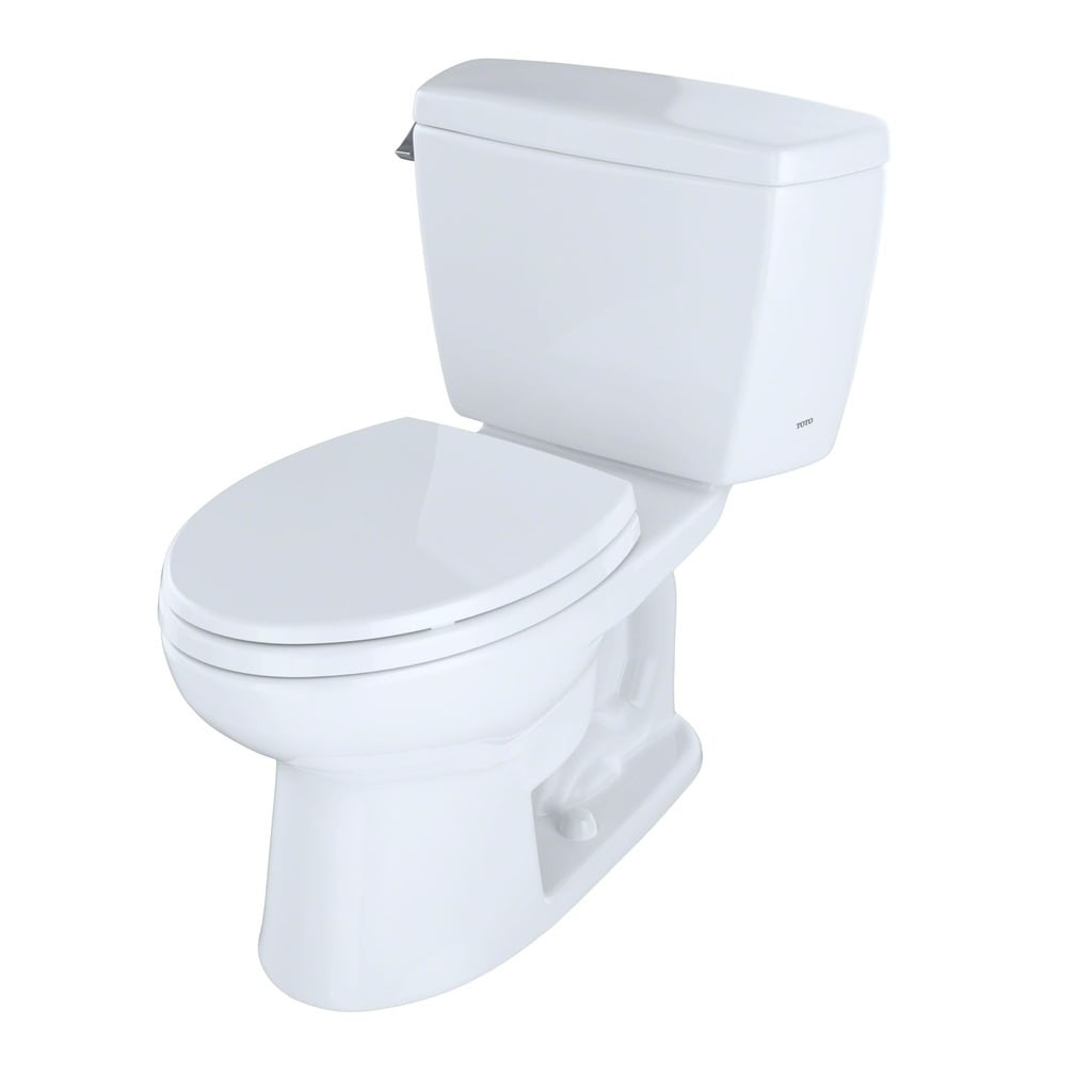 Shop Toto Drake Two-Piece Elongated 1.6 GPF ADA Compliant Toilet ...