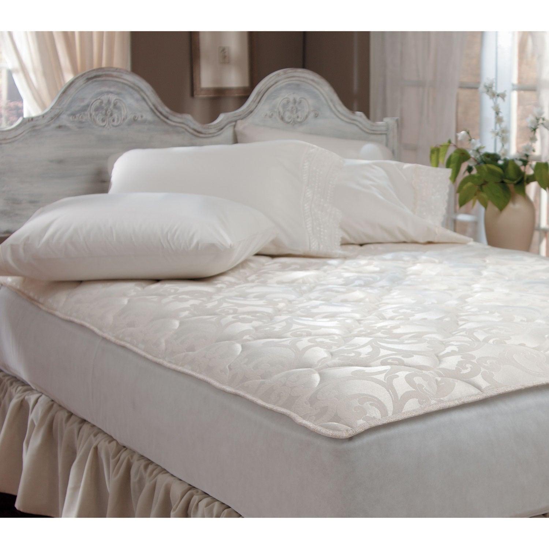 Shop Extra Comfort Foam Core Pillow Top Twin Size Mattress Pad