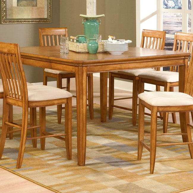 Shop Versatility Counter Height Expandable Dining Table Free - Expandable counter height dining table