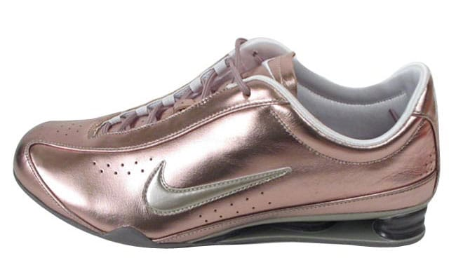 grossiste c3418 d992b Nike Shox Rival Leather Women's Running Shoes