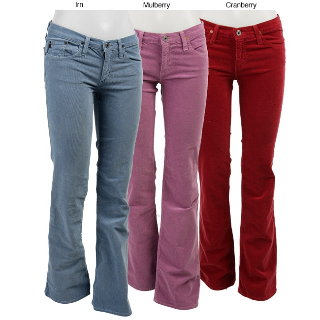 a124068449 Shop AG Jeans Women's Corduroy Pants - Ships To Canada - Overstock ...