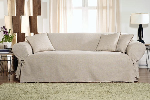 slipcover couch t linen of large sofa covers size aderco cushion white