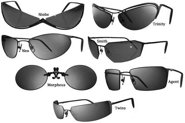 20d152be68d Shop Blinde Design Matrix Sunglasses Set - Set of 7 - Free Shipping ...