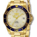 Invicta Men's 9743 Pro Diver Goldplated Automatic Watch