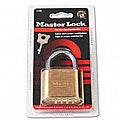 Master Resettable Combination Padlock