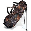 Pinemeadow Camouflage Dual-leg Golf Bag