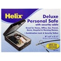 Helix Deluxe Personal Safe with Tether