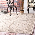 nuLOOM Outdoor/ Indoor Rug (8' x 11')