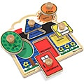 Melissa & Doug First Shapes Jumbo Knob Puzzle