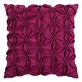 Rizzy Home 18 x 18-inch Cotton Throw Pillow