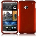 INSTEN Orange Phone Case Cover for HTC One M7