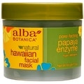 Alba Botanica Hawaiian Facial Mask, Pore-fecting Papaya Enzyme 3 oz