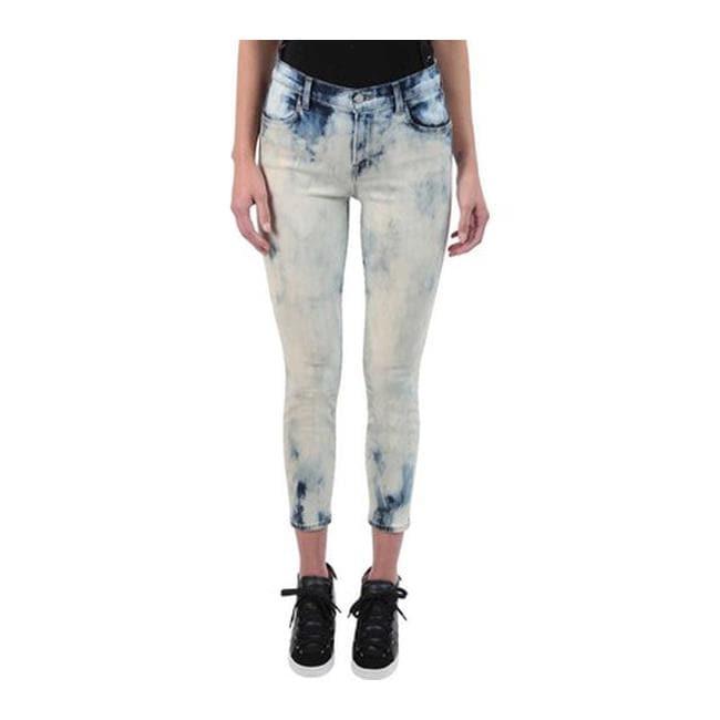 Shop J Brand Women s Alana High-Rise Crop Skinny Jean in Trance Trance - On  Sale - Free Shipping Today - Overstock - 21727405 c2b3b81b7b