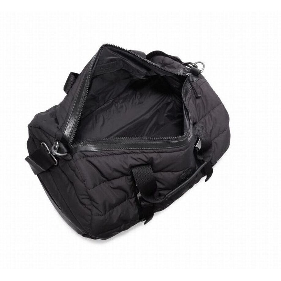 Shop Polo Ralph Lauren NEW Black Mountain Nylon Zip Top Men s Duffle Bag -  Free Shipping Today - Overstock - 21333120 17d14c07bbb55