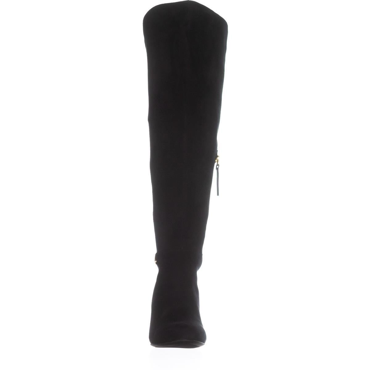 0c904e33b84 Shop DKNY Cora Wide Calf Knee High Boots