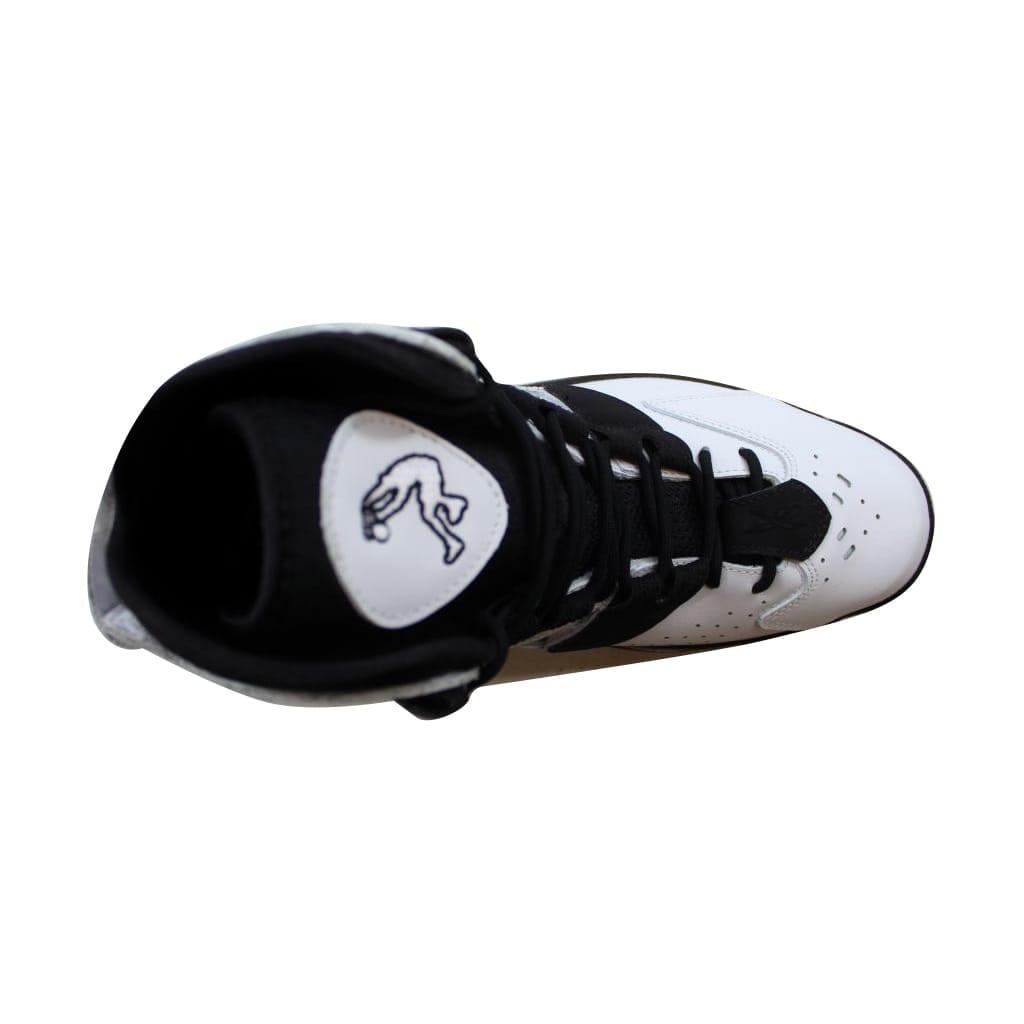Shop Reebok Men s Shaq Attaq IV 4 Black White M41973 Size 10.5 - Free  Shipping Today - Overstock - 21893005 9d2afe902