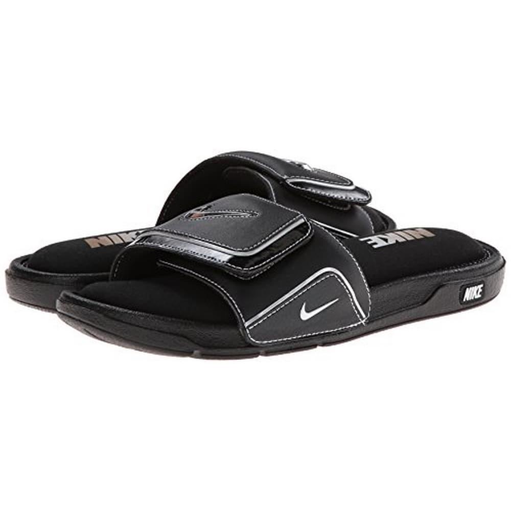 mens image comfort black loading sandals slide is ebay itm white comforter nike