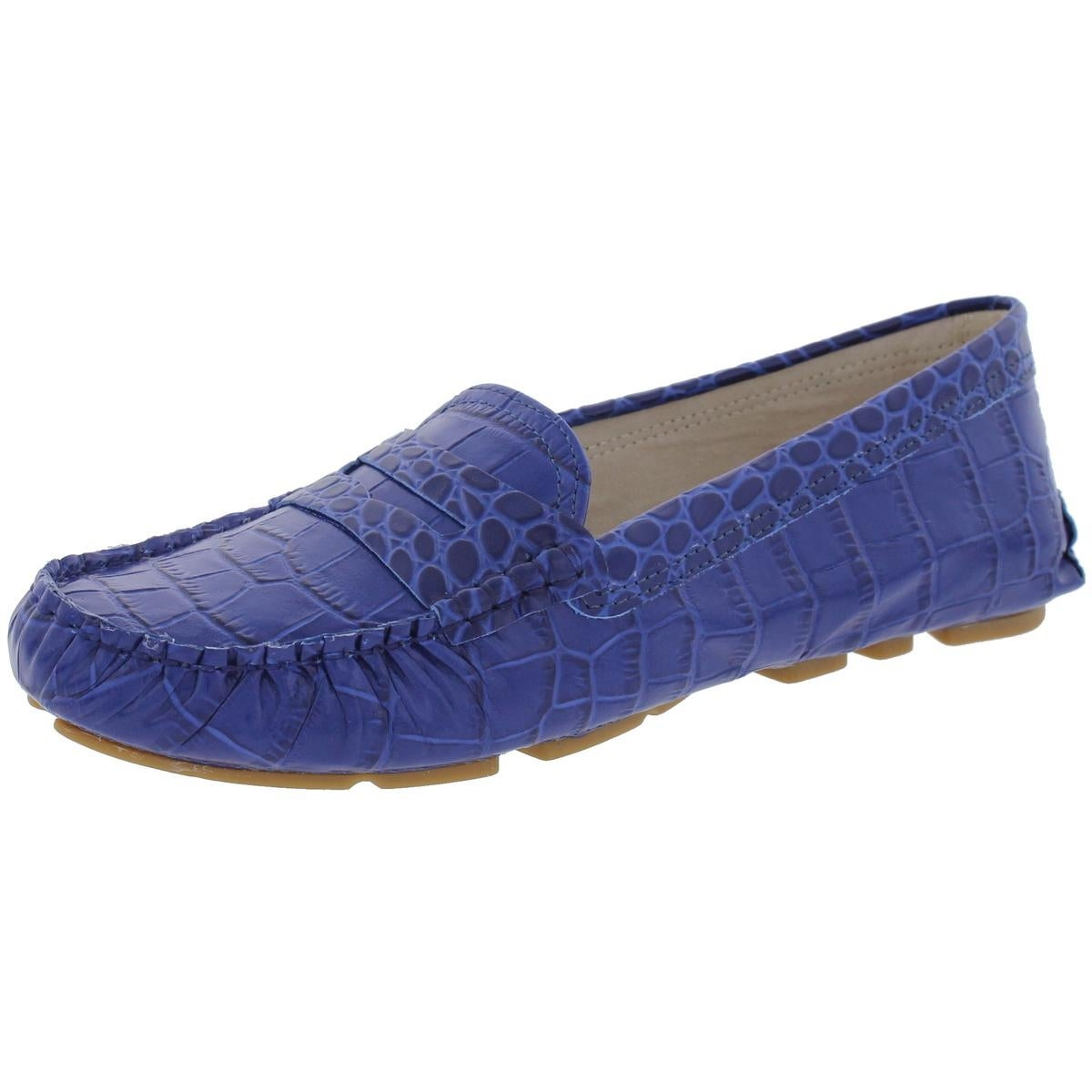 d826802d9f4 Shop Sam Edelman Womens Filly Penny Loafers Contrast Stitch - Free Shipping  On Orders Over  45 - Overstock - 21008434