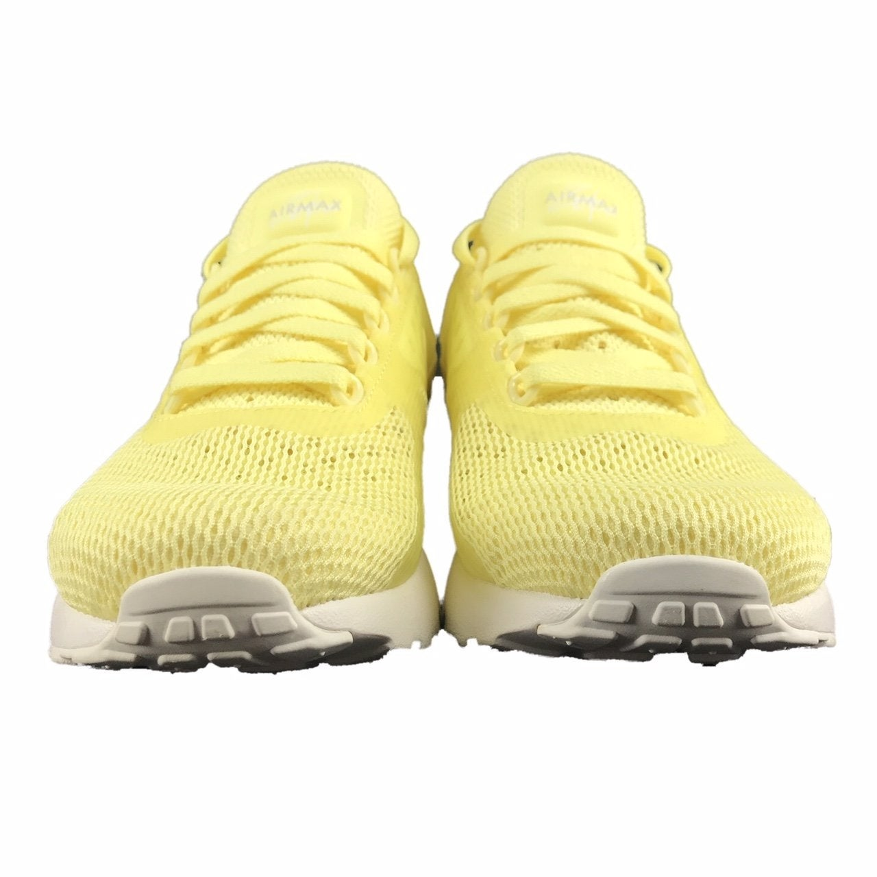 on sale dd126 930d5 Men's Nike Air Max Zero BR Shoe, Lemon Chiffon/Lemon Chiffon, 8 B(M) US