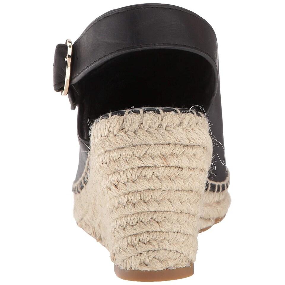 866b95ede020 Shop Taryn Rose Women s Winnie Soft Vachetta Espadrille Wedge Sandal - 7.5  - Free Shipping Today - Overstock - 28081610