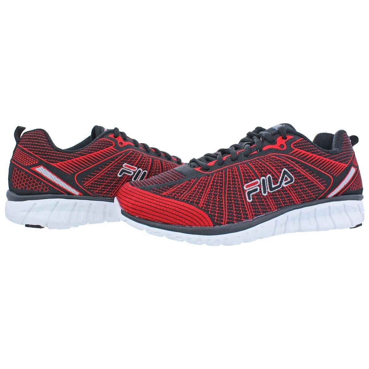 8d1e3eb7eda0 Shop Fila Mens Speedweave Run II Running Shoes Training Lightweight - 9  medium (d) - Free Shipping On Orders Over  45 - Overstock - 22732968