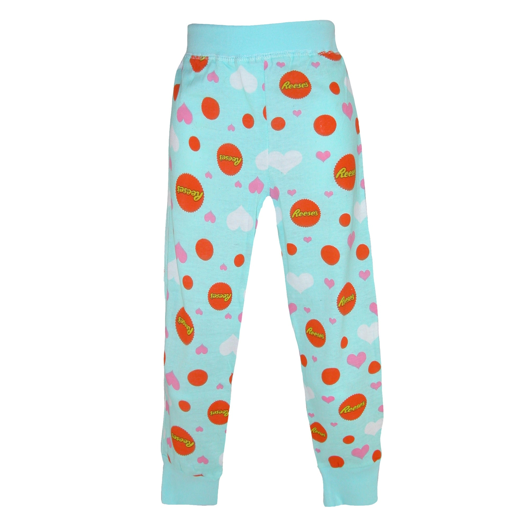 3ff2df534f9e Shop Reeses Girl s Peanut Butter and Chocolate Pajama Set - Free Shipping  On Orders Over  45 - Overstock - 20345332