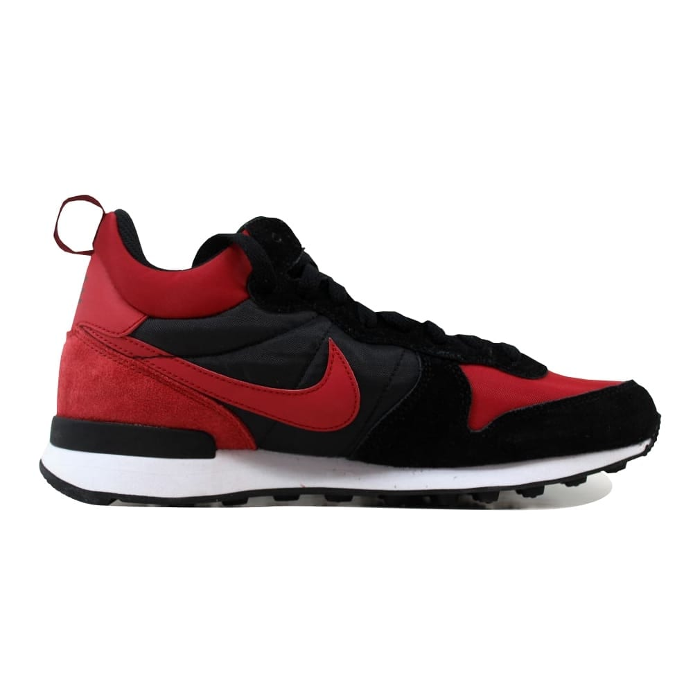 new style d2cb9 01078 Nike Internationalist Mid Varsity Red Black-White 682844-606 Men s