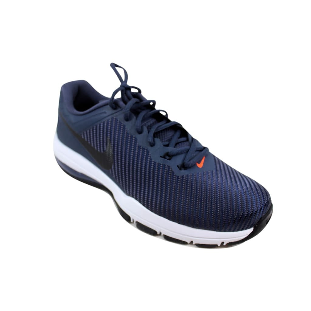acdeb1c04e Shop Nike Men's Air Max Full Ride TR 1.5 Thunder Blue/Black 869633-406 -  Free Shipping Today - Overstock - 24306479
