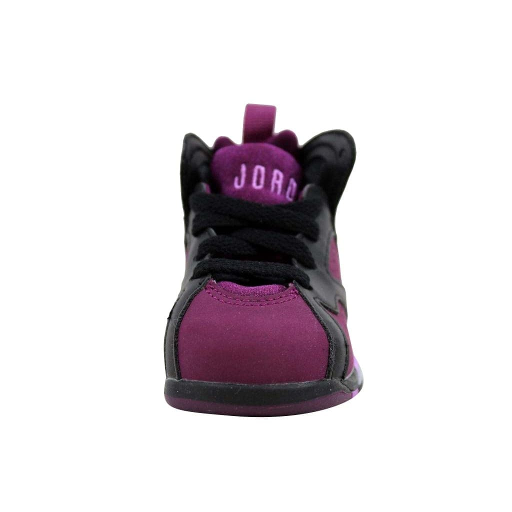 new product 14442 115d0 Shop Nike Toddler Air Jordan VII 7 Retro GT Black Fuchsia Glow-Mulberry-Wolf  Grey 705418-009 Size 4C - Free Shipping Today - Overstock - 22340571