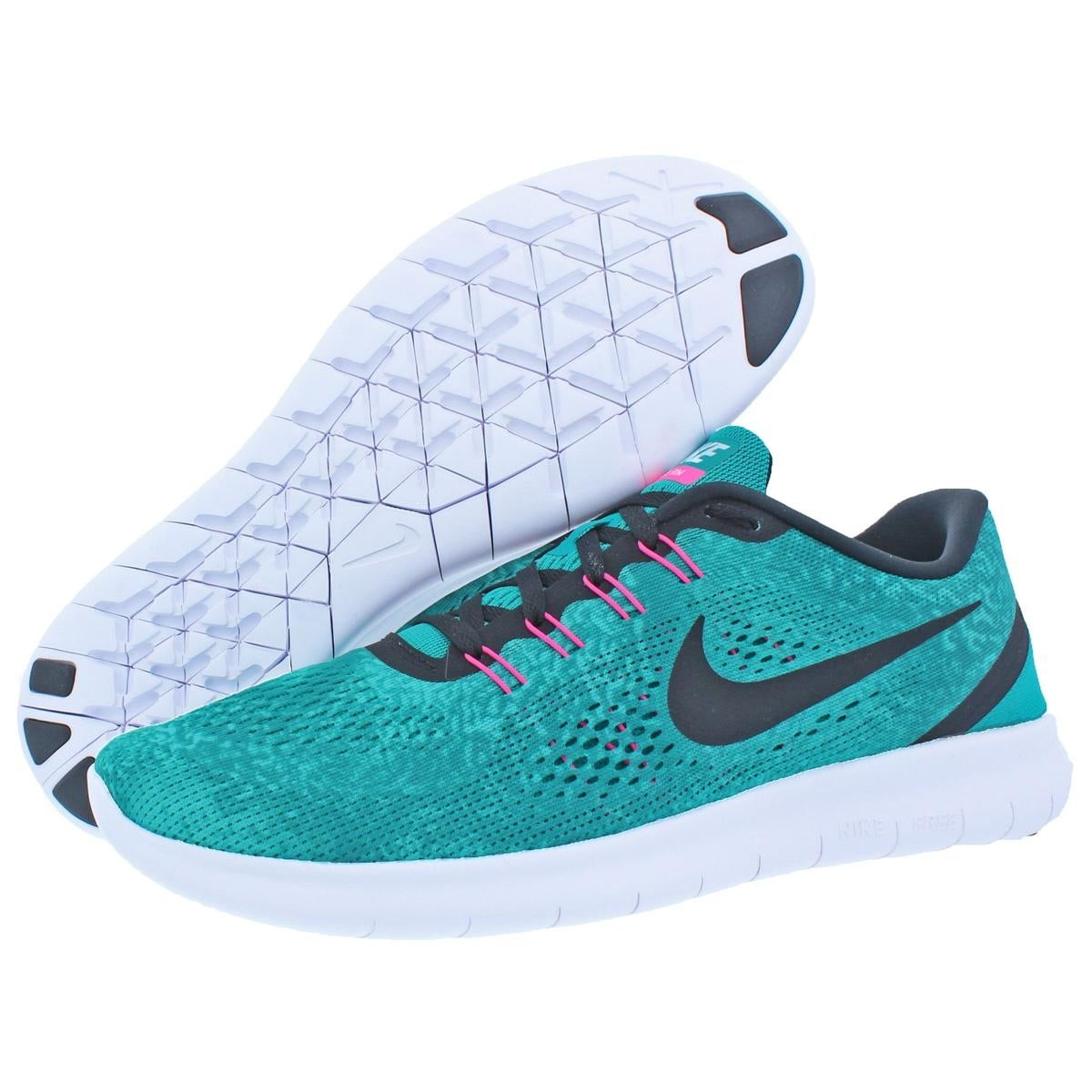 482e933443d Shop Nike Womens Free RN Print Running Shoes Lightweight Flexible - Free  Shipping On Orders Over  45 - Overstock - 22311212