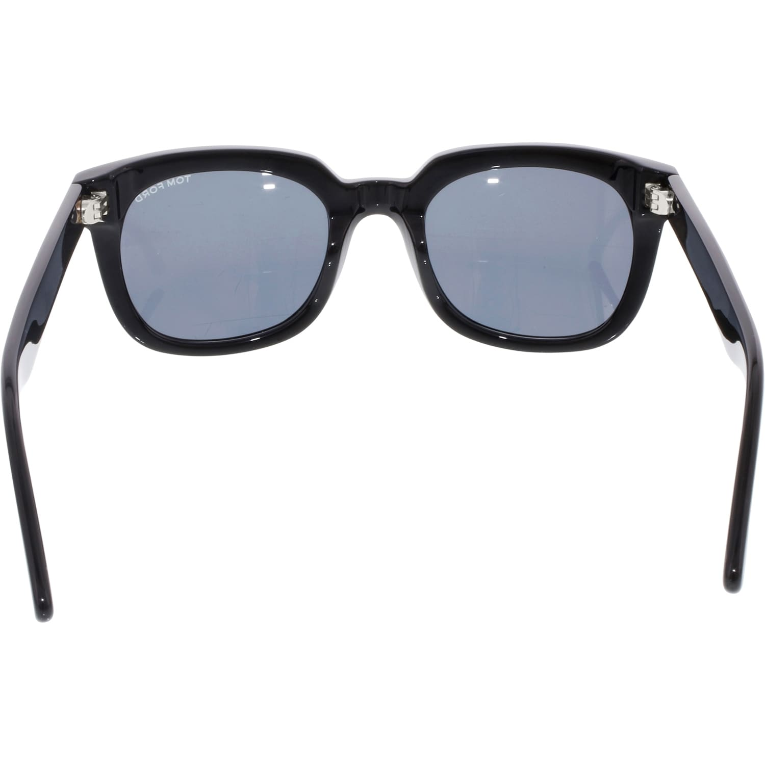 869a97668f22b Shop Tom Ford Women s Campbell FT0198-01A-53 Black Square Sunglasses - Free  Shipping Today - Overstock - 18901393