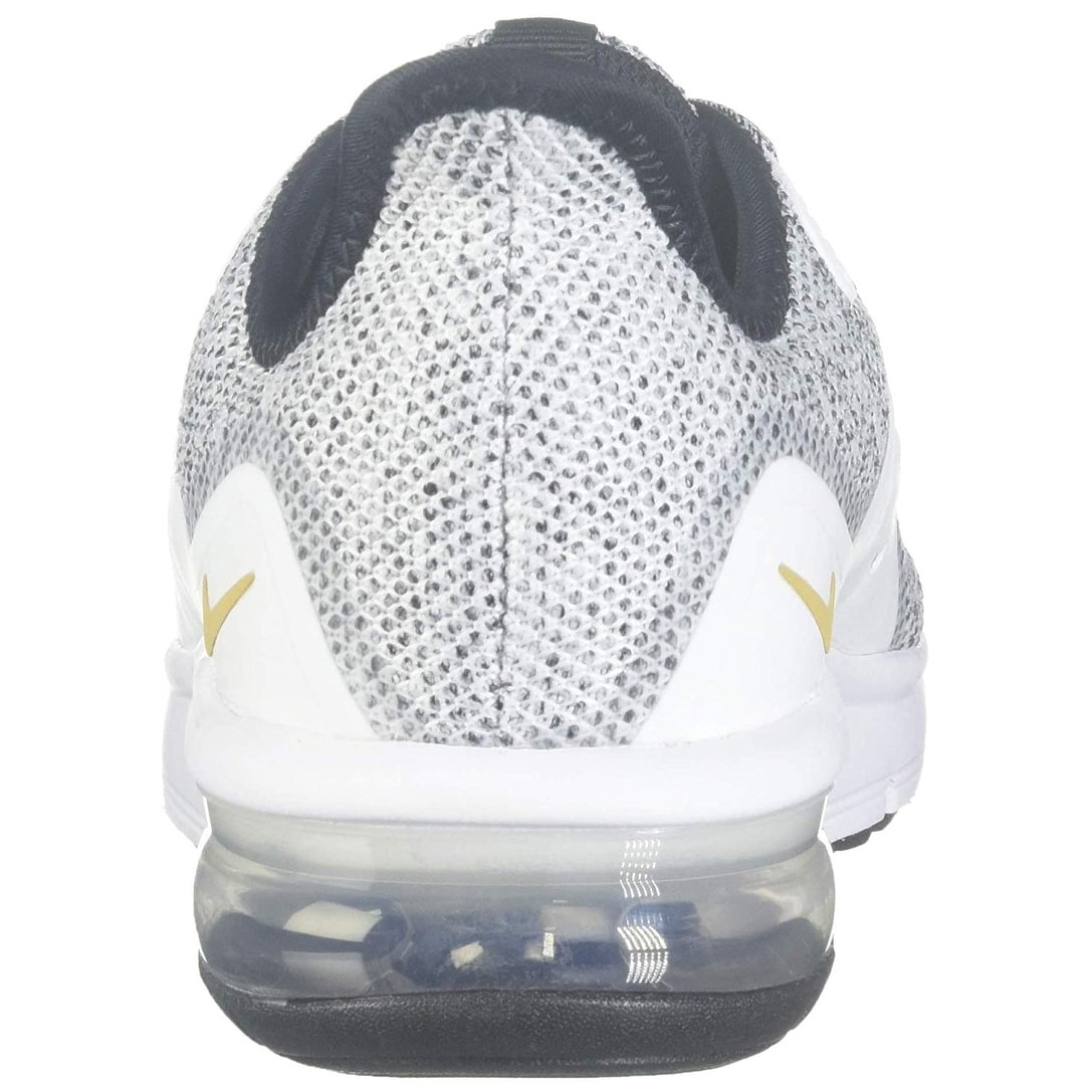 timeless design 0f4a8 f16a5 Shop Nike Air Max Sequent 3 (Gs) Big Kids 922884-007 Size 4.5 - Free  Shipping Today - Overstock - 25592037
