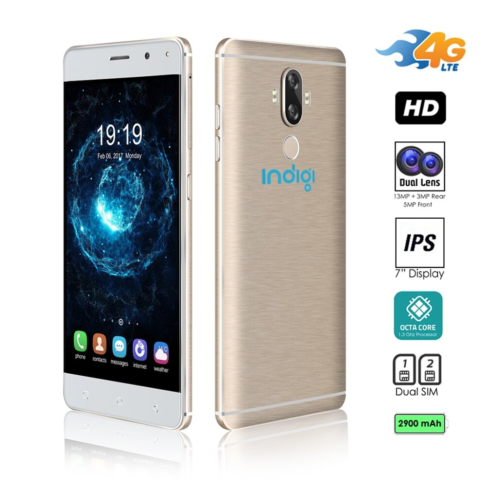 Shop Indigi Gsm Unlocked 4g Lte 6 Inch Smartphone Android 70 Samsung Galaxy S7 Edge 128gb Absolute Black Nougat Os 2sim Octa Core 13ghz Fingerprint Scanner Gold Free Shipping Today