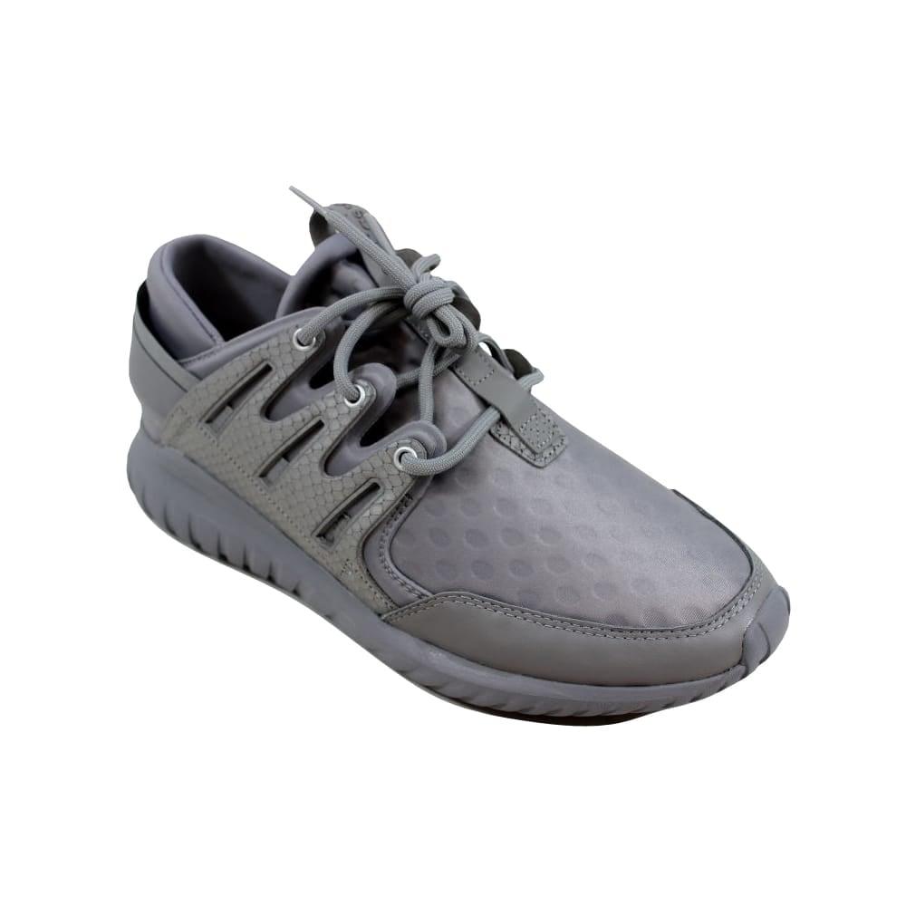 fa30e503962b Shop Adidas Tubular Nova Solid Grey Metallic Silver S32009 Men s - Free  Shipping Today - Overstock - 27339797
