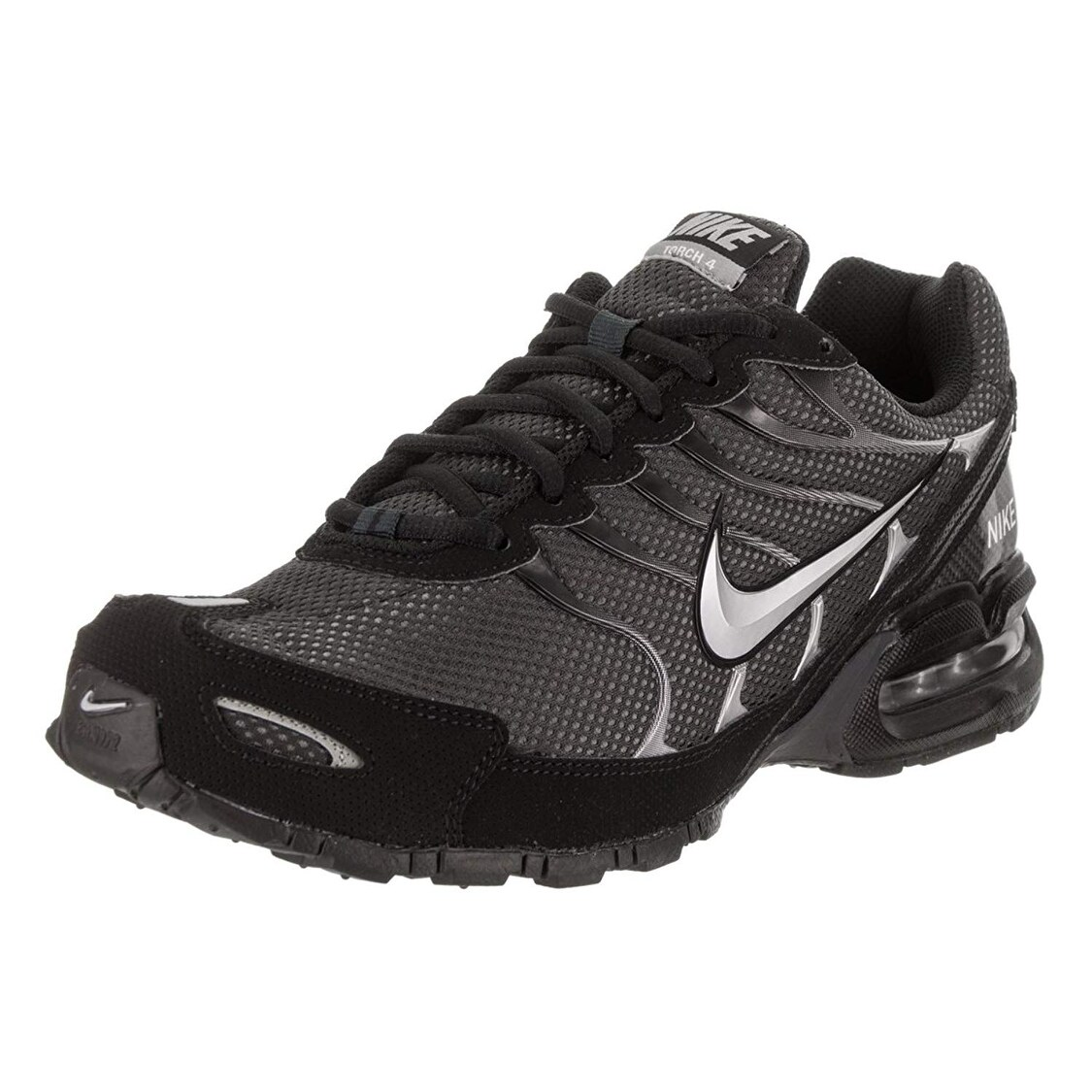best website 01017 62f92 Shop Nike Men s Air Max Torch 4 Running Shoe  343846-002,  Anthracite Metallic Silver-Black, 9 D(M) Us - Free Shipping Today -  Overstock - 25739205
