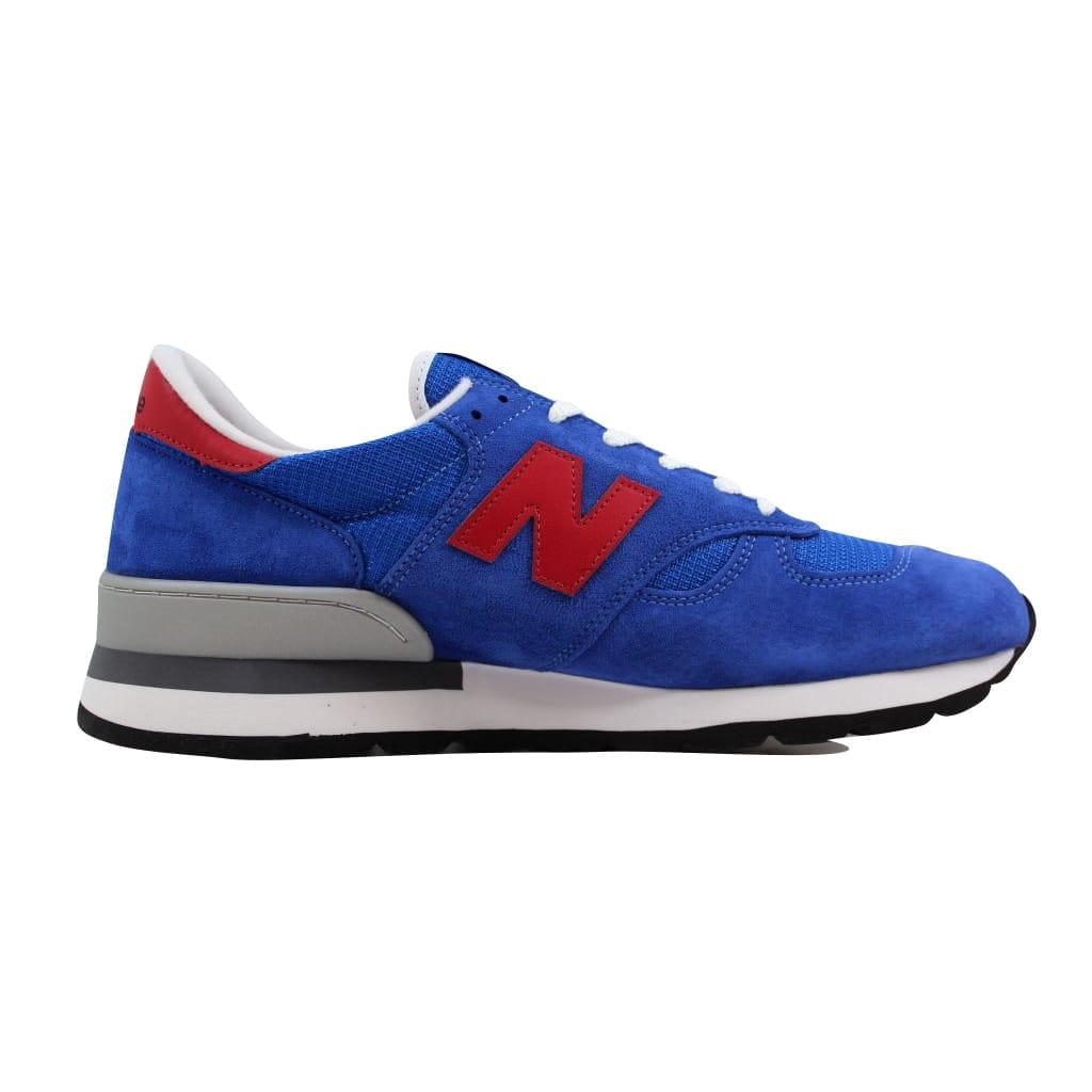 check out 0fe7b 00075 New Balance Men's 990 National Parks Blue/Red M990SB