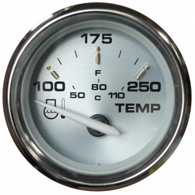Faria Beede 19003 Kronos 2 in  Water Temperature Gauge