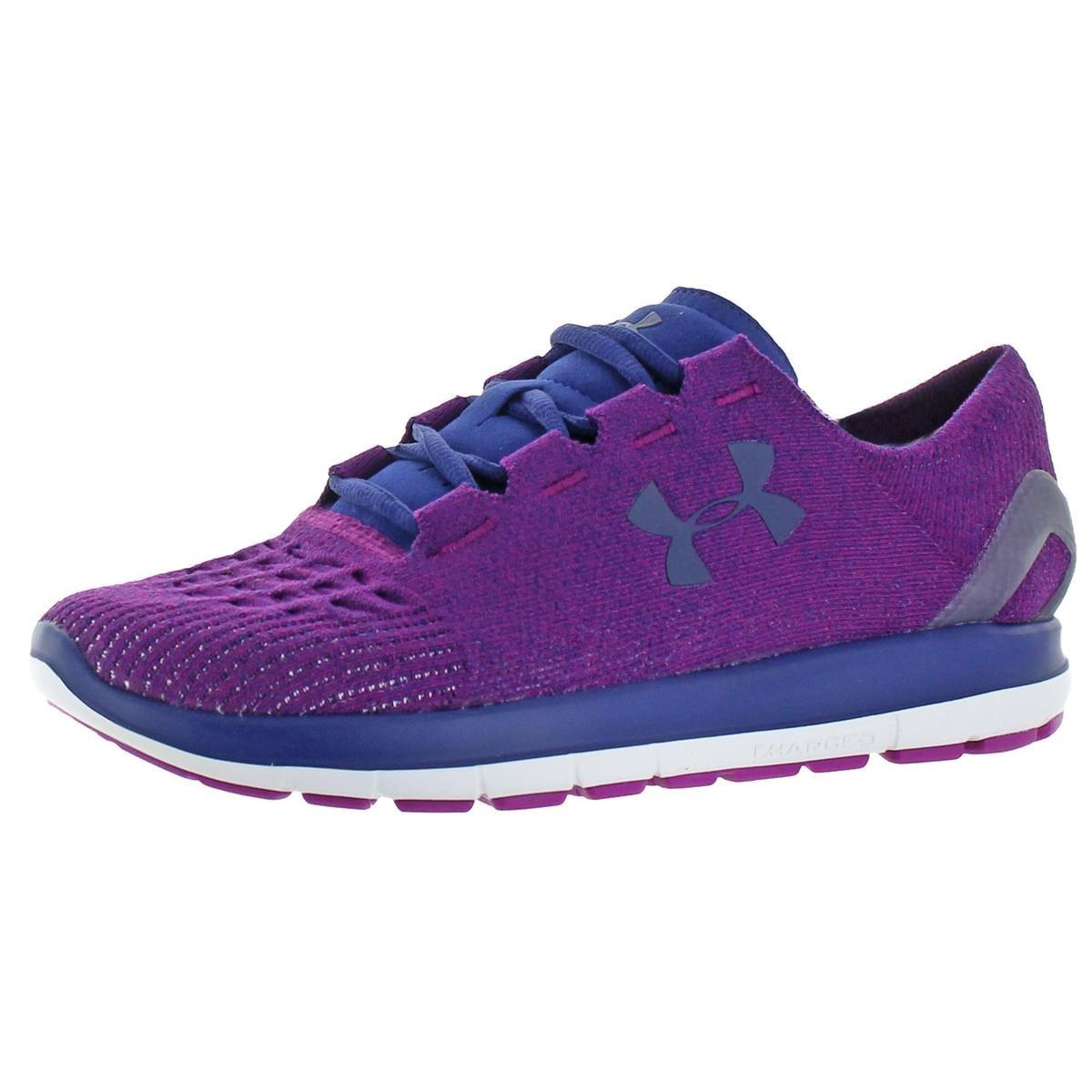 94508394 Under Armour Womens Speedform Slingride Running Shoes Charged Fitness - 10  medium (b,m)