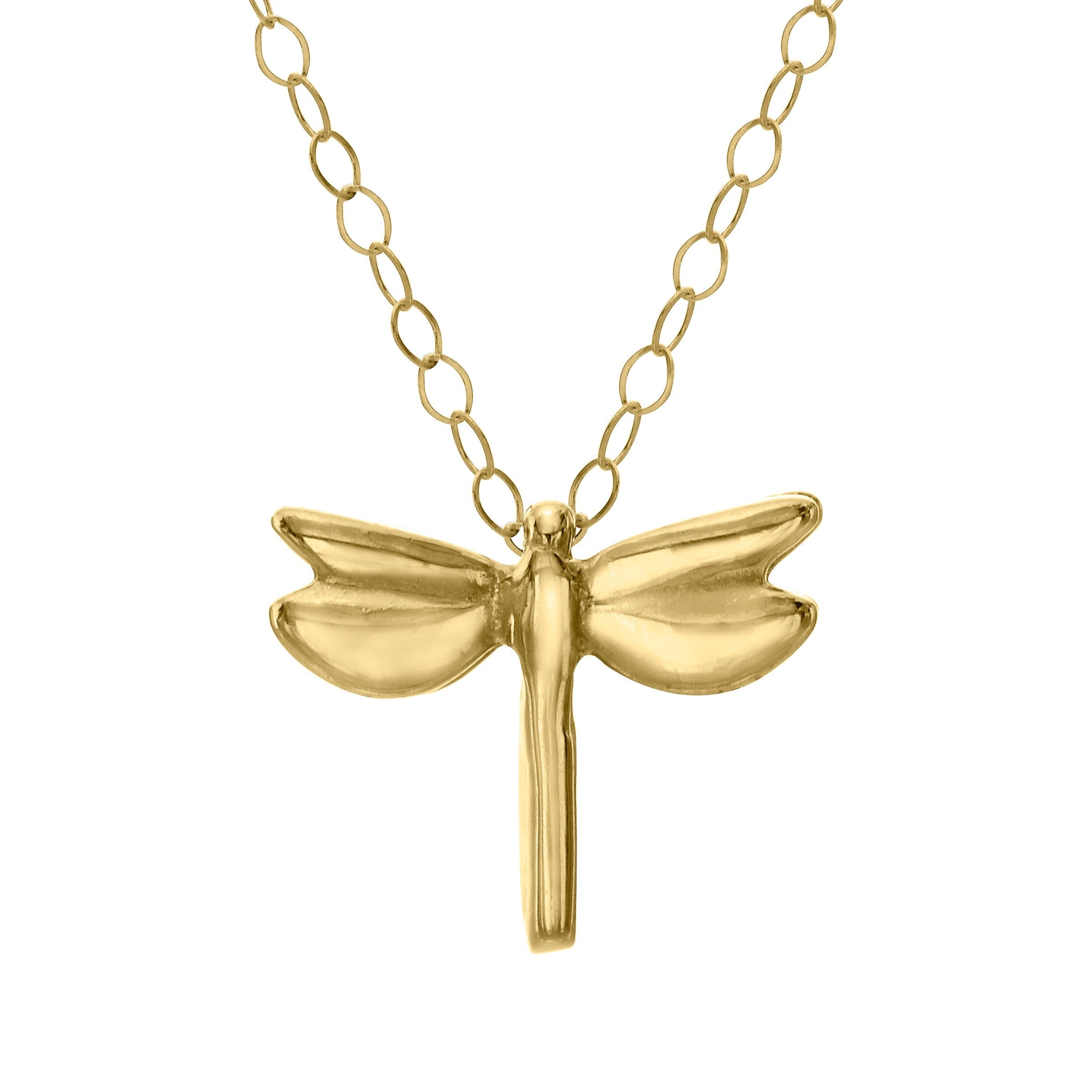 dragonfly today tiny jewelry product free in shipping watches gold pendant teeny just overstock