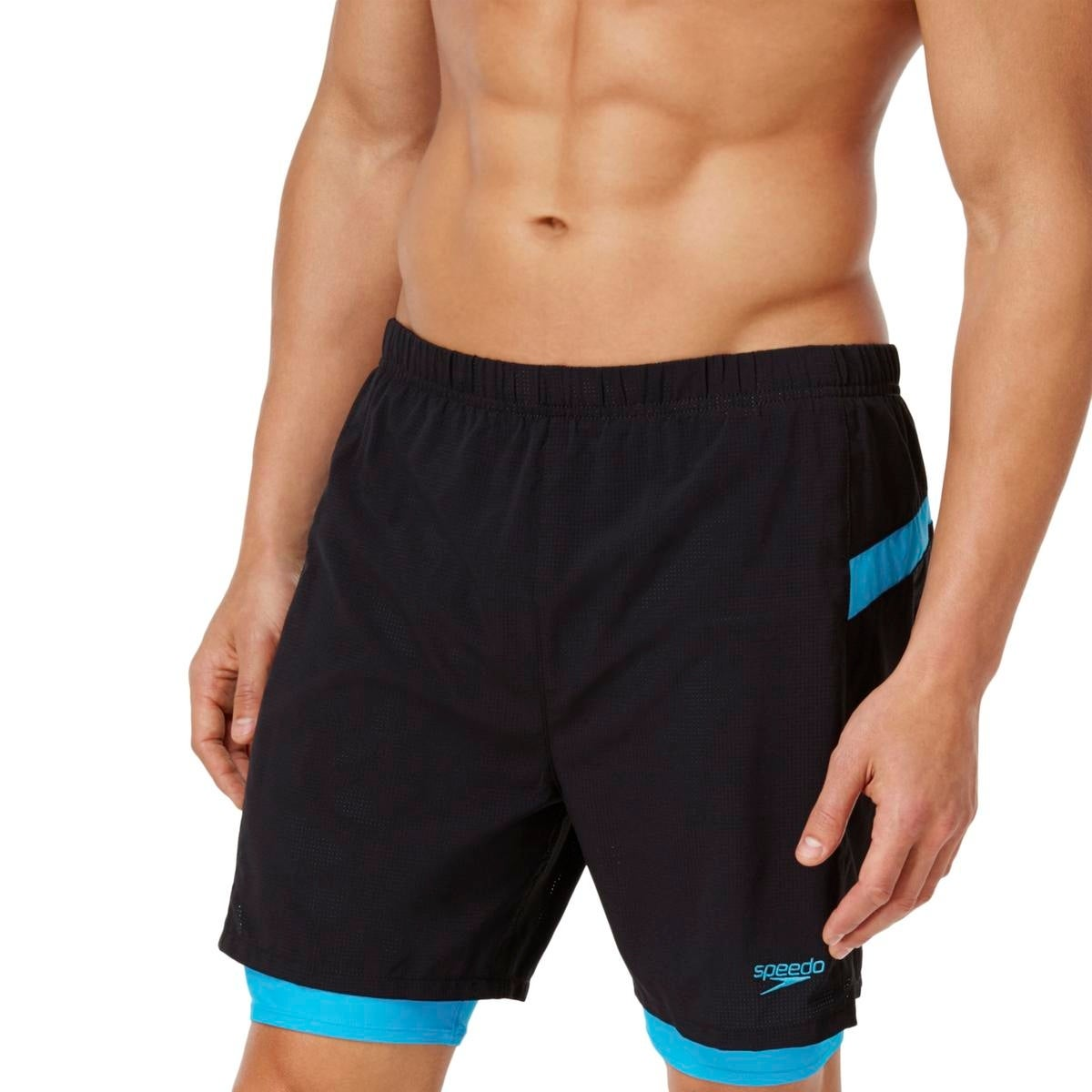 7f5e7b31829a5 Shop Speedo Mens Fast Dry Lightweight Jammers - Free Shipping On Orders  Over $45 - Overstock - 22366528