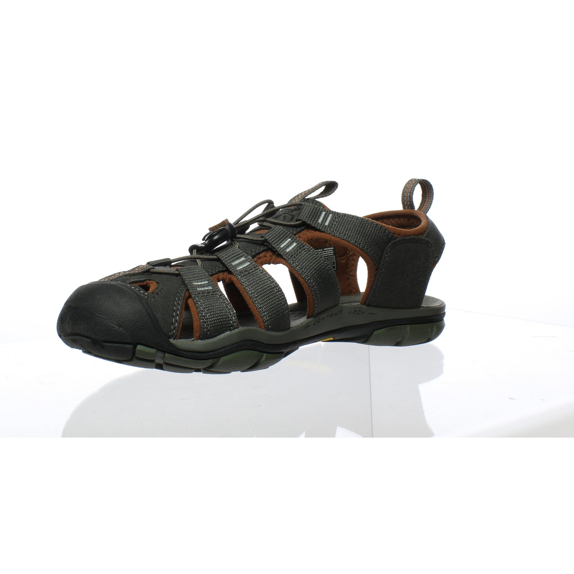 ab30621272f0 Shop KEEN Womens 1014456 Brown Sport Sandals Size 9 - Free Shipping Today -  Overstock - 25367003