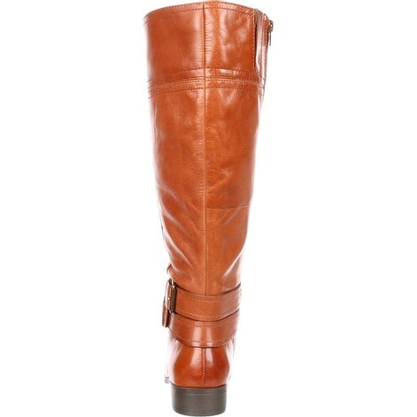 e42bf3eeade Shop Nine West Women s Shiza Wide Calf Knee-High Boot - Free Shipping Today  - Overstock - 14525797