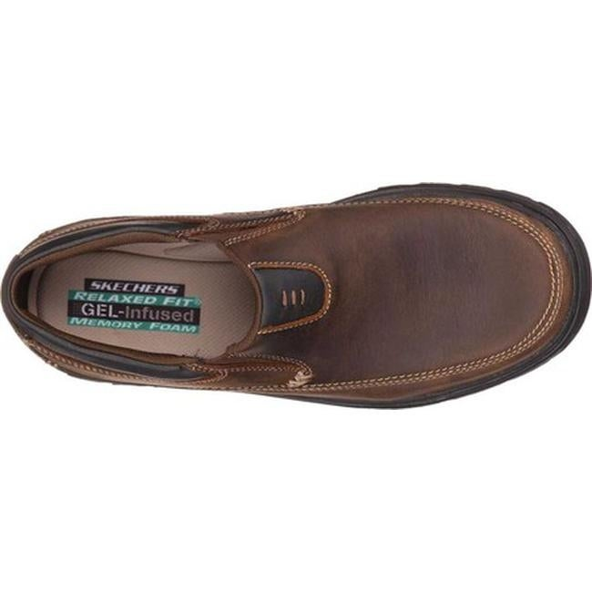 a6447332bb8 Shop Skechers Men s Relaxed Fit Segment The Search Brown - On Sale - Free  Shipping Today - Overstock - 9428881