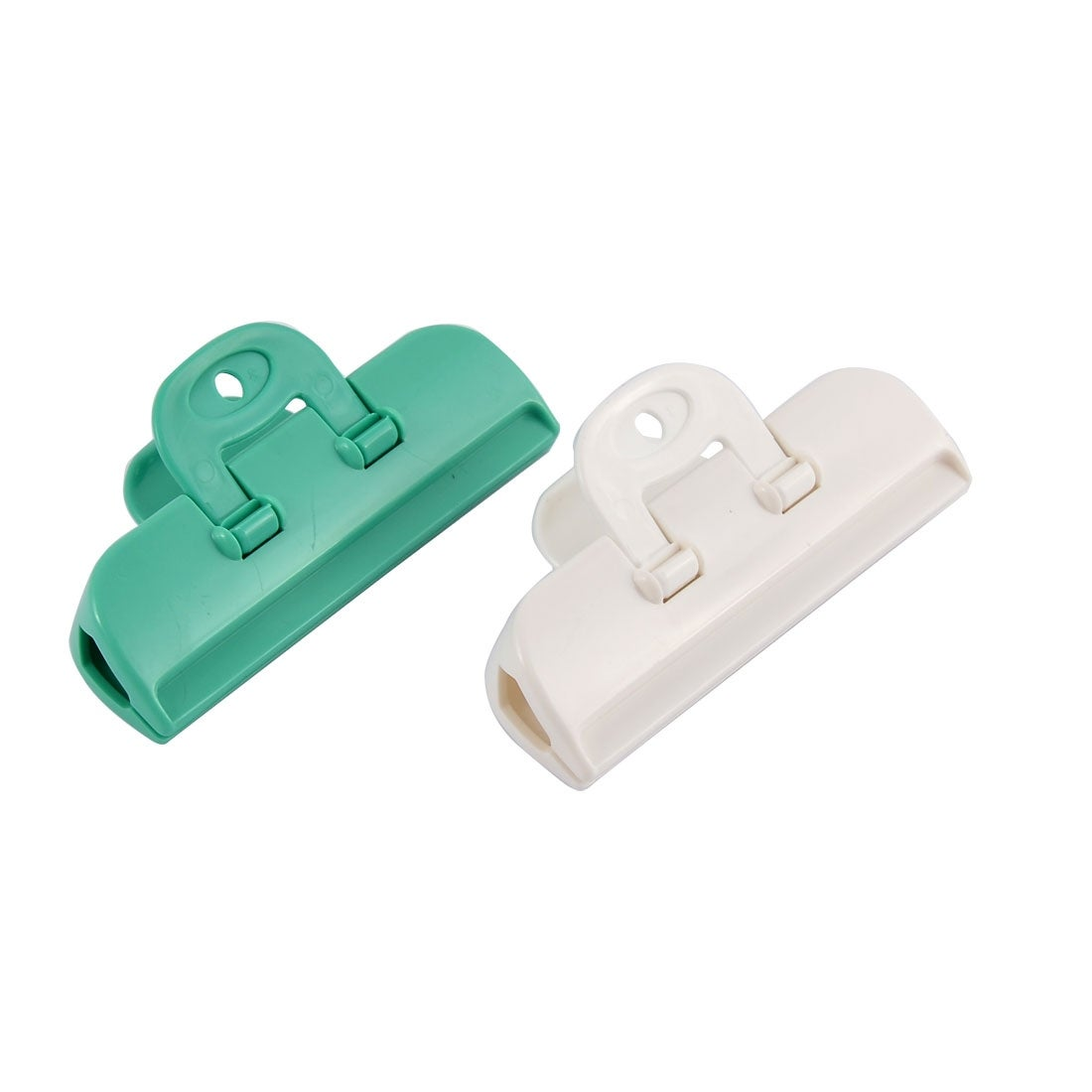 Shop Plastic Food Storage Grocery Bag Sealing Airtight Clips Clamps ...