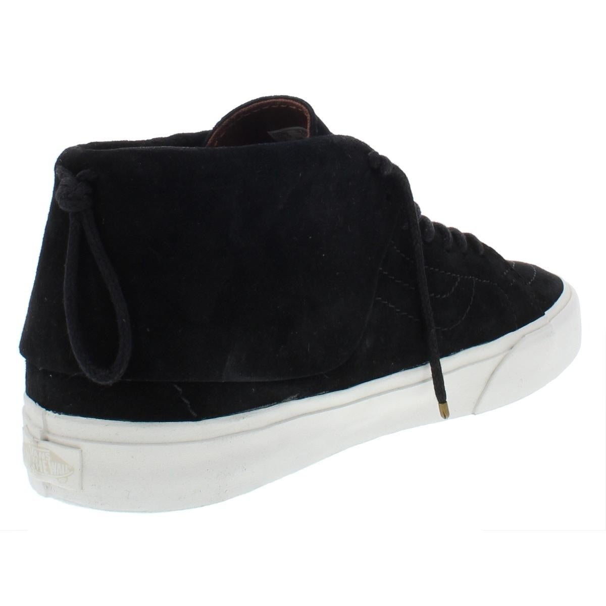 01b47e022f Shop Vans Mens Sk8 Mid Moc CA Skateboarding Shoes Suede Sport - 10.5 Medium  (D) - Free Shipping Today - Overstock - 28034648