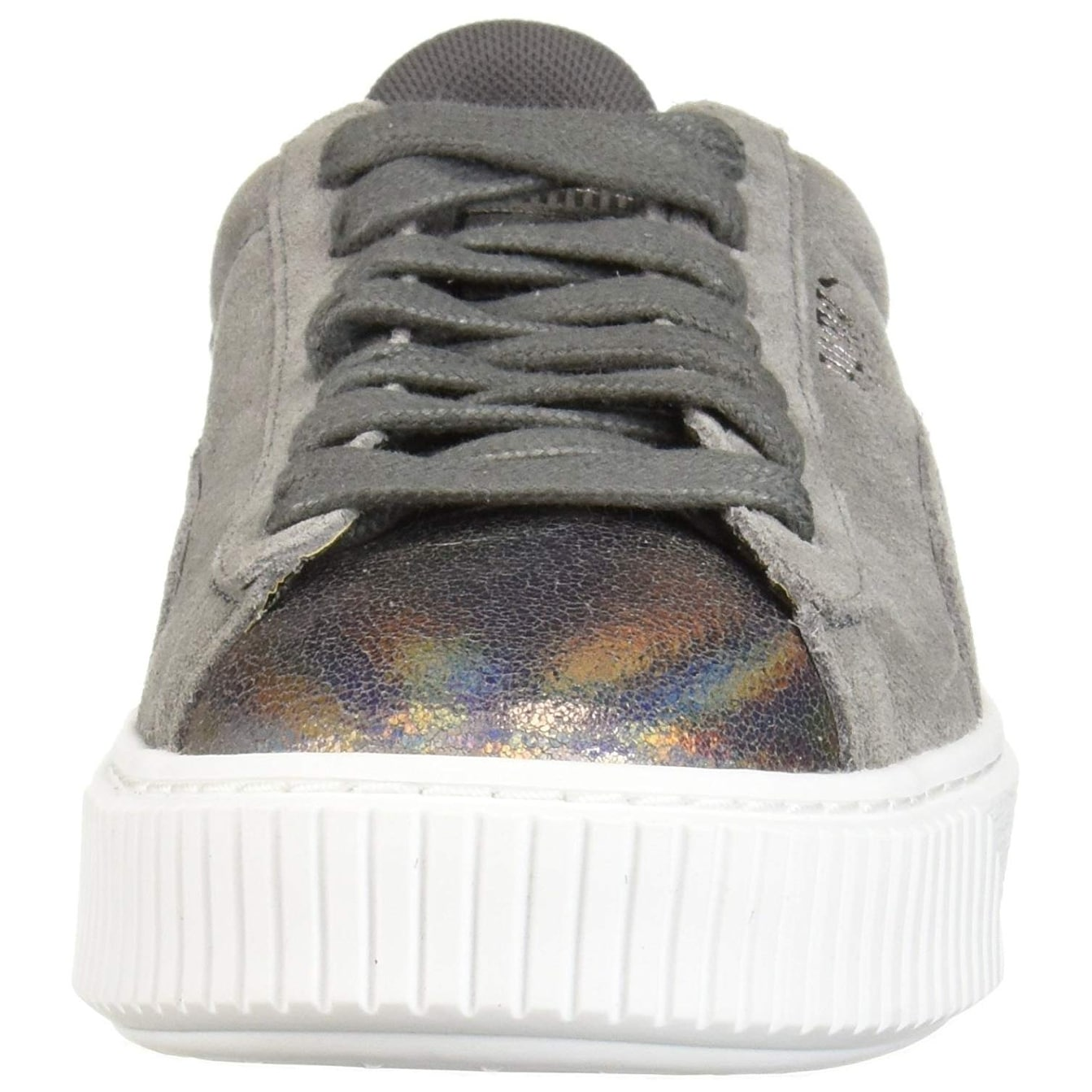 d2163e1eaf0f Shop PUMA Women s Suede Platform Lunar Lux Wn Sneaker - Free Shipping On  Orders Over  45 - Overstock - 26271220