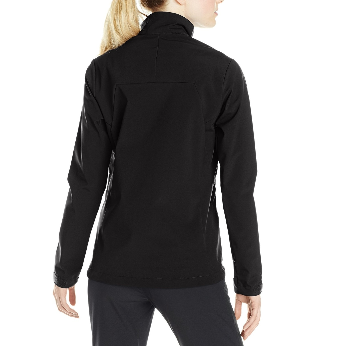 ba78a1a772 Shop Helly Hansen NEW Black Womens Size Medium M Paramount Softshell Jacket  - Free Shipping Today - Overstock - 20090784