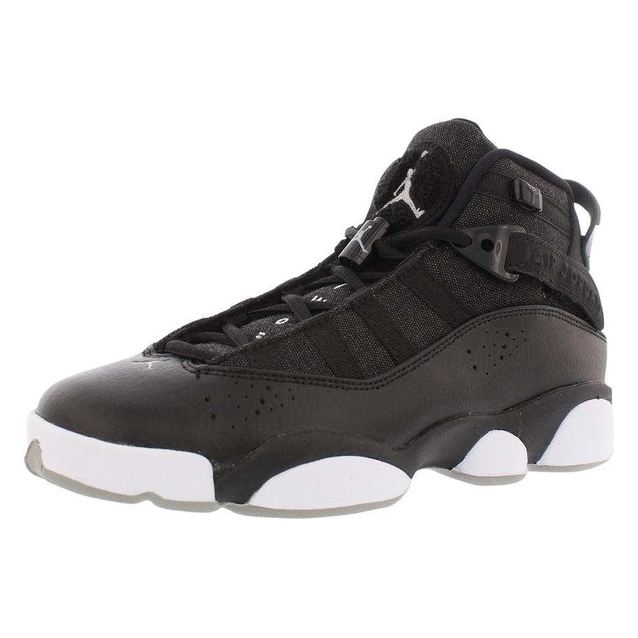 pretty nice 6b3f2 4f6d8 Jordan 6 Rings Basketball Boy's Shoes Size - 4 M
