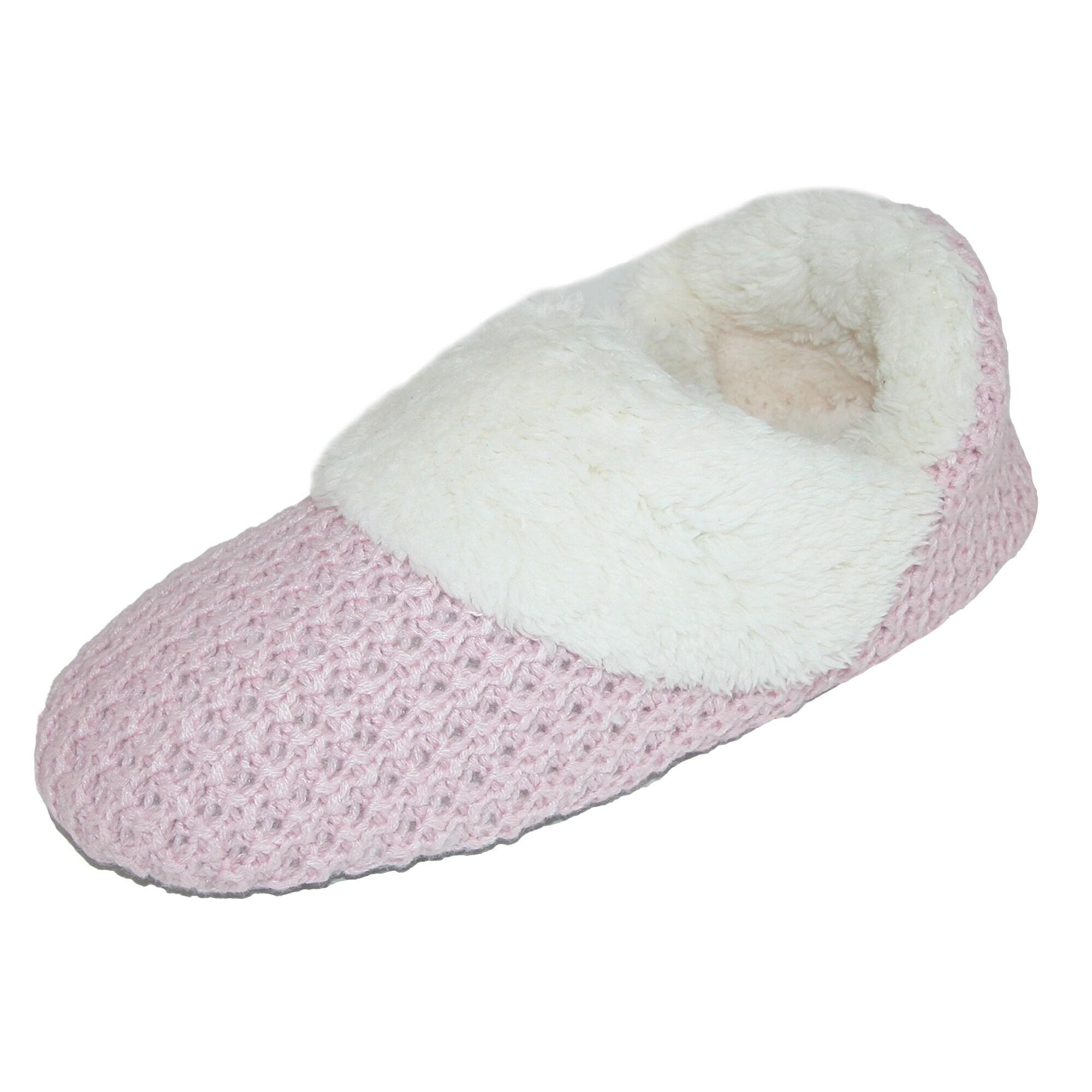 Women's Dearfoams Sweater Knit ... Slippers GLHG1lwb