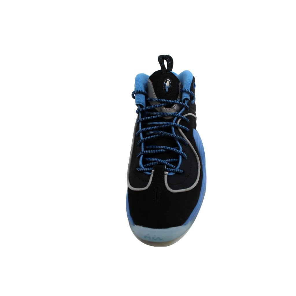 premium selection a7c88 7b70e Shop Nike Air Penny II Black Varsity Blue-Metallic Silver Anfernee Penny  Hardaway 820249-005 Grade-School - Free Shipping Today - Overstock -  19507923